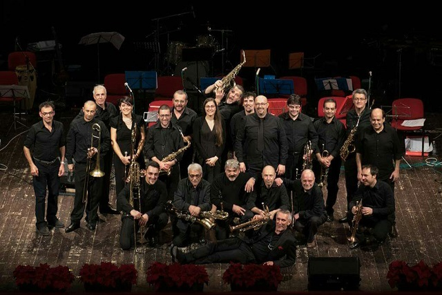 I.S.O. Big Band (Improbable Small Orchestra)