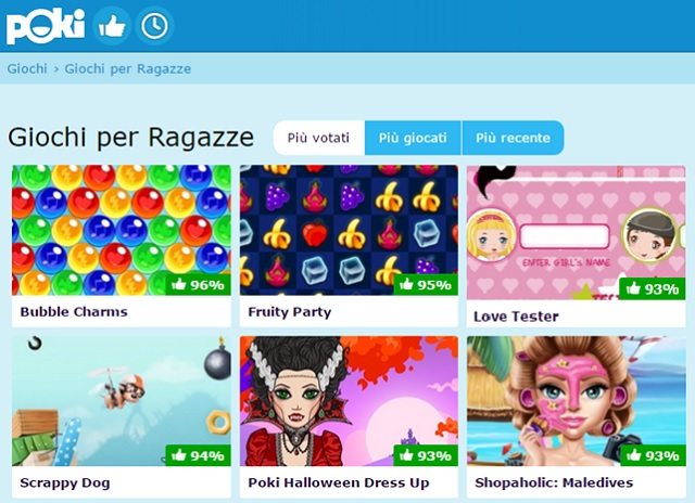 Poki.it - apps e giochi online gratis