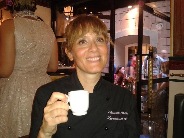 Alessandra Rotili: giornalista di professione, ai fornelli per diletto