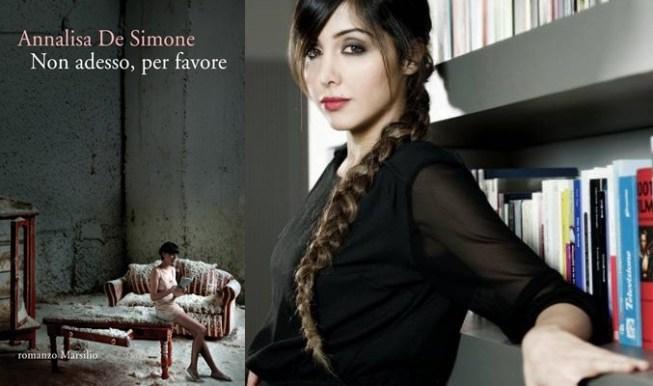 """Annalisa De Simone """"Non adesso per favore"""""""