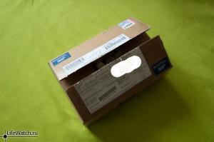 Посылка от electronics123.com