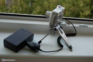 А вот так выглядит мой time lapse фотик
