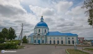 Собор Владимирской иконы Божией Матери. Сергач