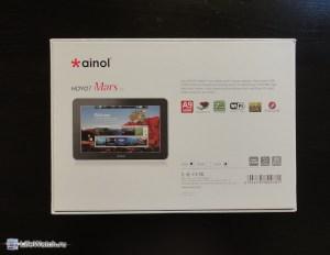 Коробка Ainol Novo7 Mars