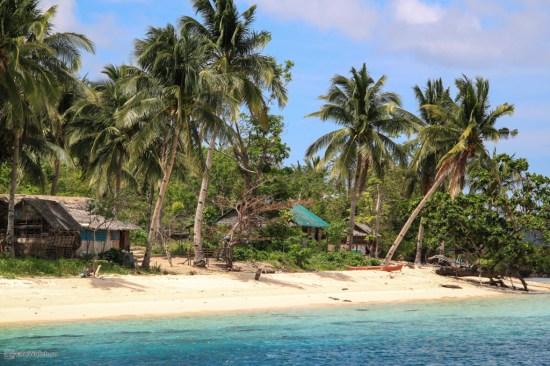 Еще один островок