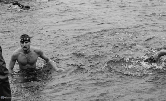 Финиш плаванья