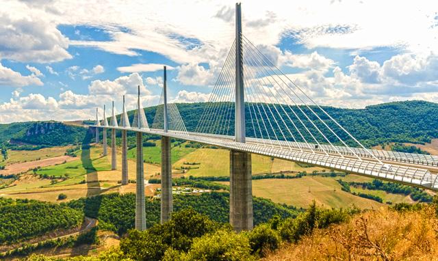 Мост Миллау