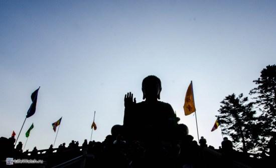 Биг Будда. Гонконг