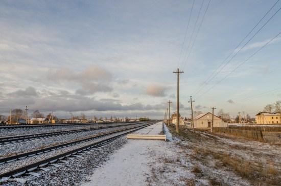 станция Удима