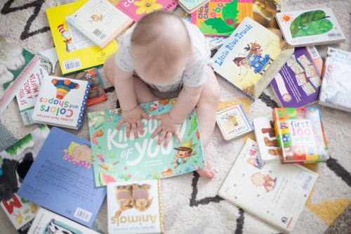 Medium Of Best Baby Books