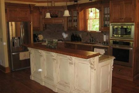 a rustic kitchen remodel ideas