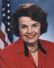 English: Dianne Feinstein http://bioguide.cong...