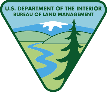 English: Bureau of Land Management logo