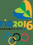 Rio de Janeiro 2016 Summer Olympics bid logo.