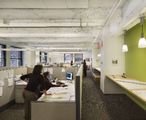 Design Firm Sets Green Example for Clients with Watt Stopper Lighting Controls 1