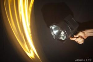 Прожектор с удобной ручкой