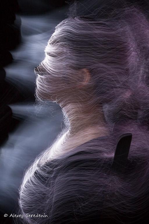 Фризлайт картина - Солнечный ветер