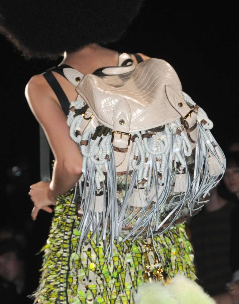 Louis Vuitton Spring 2010 backpack