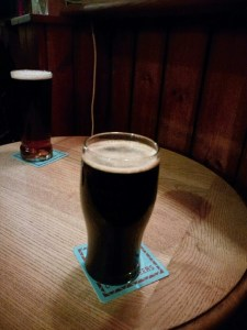 Pint of Welsh Black