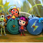 Inspired By Music – The Beat Bugs, A Netflix Original Series #StreamTeam