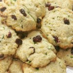 Simple Zucchini Cranberry Cookies