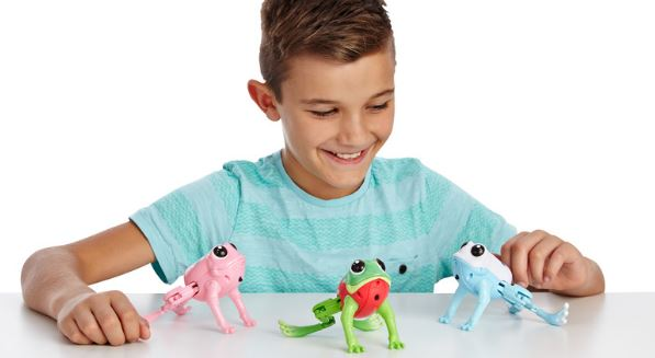 Little Live Pets Lil'Frogs Giveaway!