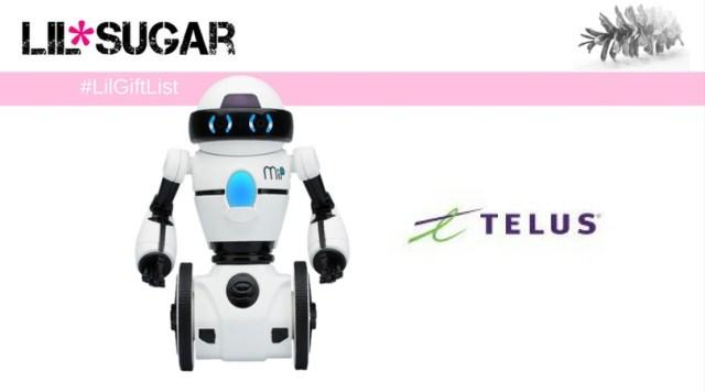 Every Kids Dream: WowWee MIP AutoBalancing Robot #LilGiftList