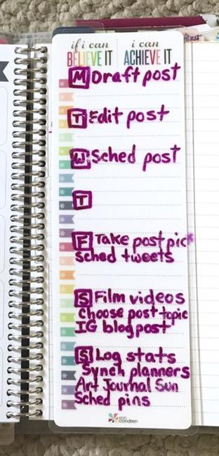 planners, planning, planner setup, functional planner, blog/content planner, multiple planners, blog planner, youtube planner, content planner, social media planner, erin condren, erin condren deluxe monthly, erin condren accessories