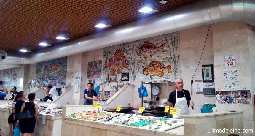 Mercato di san benedetto a cagliari indirizzo orari e sushi - Il mercato della piastrella moncalieri orari ...