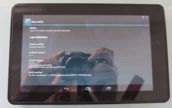 How to install Android 4.1 Jelly Bean on the Kindle Fire (2/2)