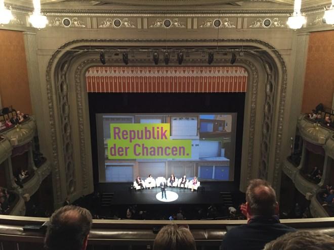 FDP 3K15 - Republik der Chancen