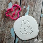 Ampersand Cutter | Lil Miss Cakes