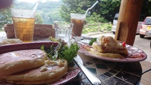 リリーのライダーズカフェ イングルサイドカフェ