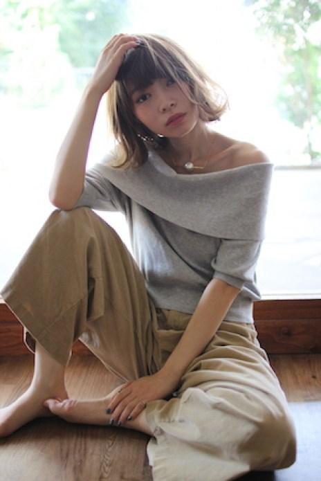 hair/asako