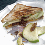 A tale of two Davis square cheese sandwiches