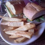 Davis Square cheese sandwich quest: The Ploughman's Lunch