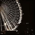 Nice moon, wheel