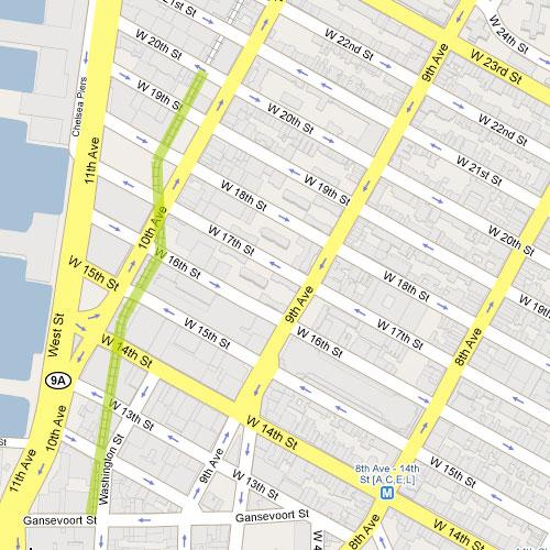 highlinemap