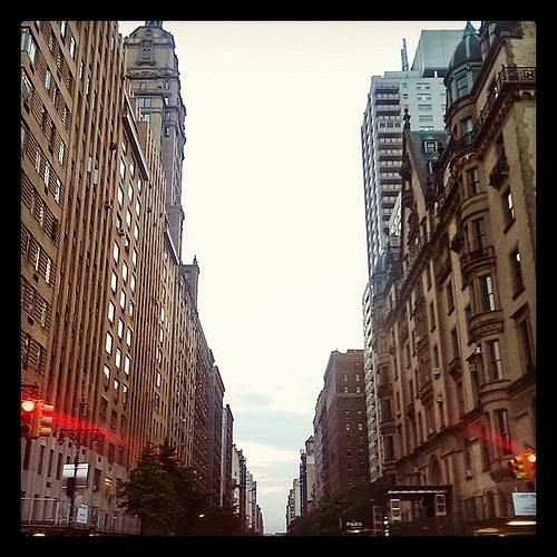 Manhattanhenge, really