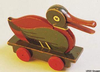 Original LEGO Duck