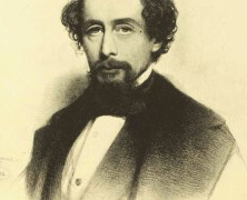 Charles Dickens reads A Christmas Carol in Limerick