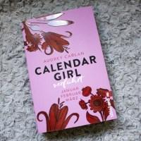Frisch im Bücherregal: Calendar Girl