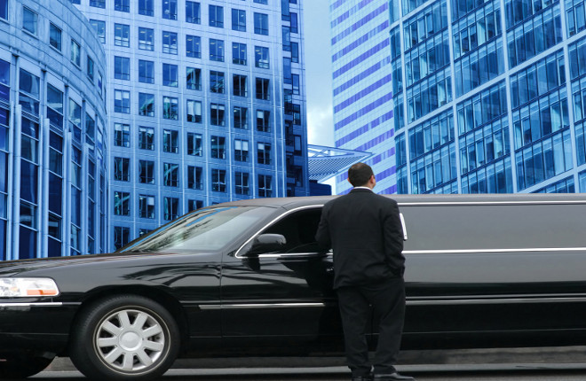 Corporate Stretch Limousine