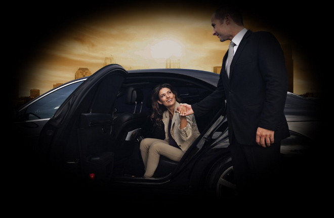 Executive Car Service For Airport Pick Up Or Drop Off