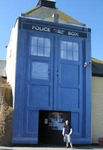 Me + TARDIS