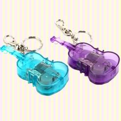 Violin music box key ring 바이올린 오르골 열쇠고리