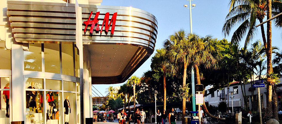 H&M Lincoln Road