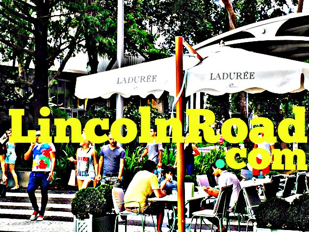 New website lincolnroad.com