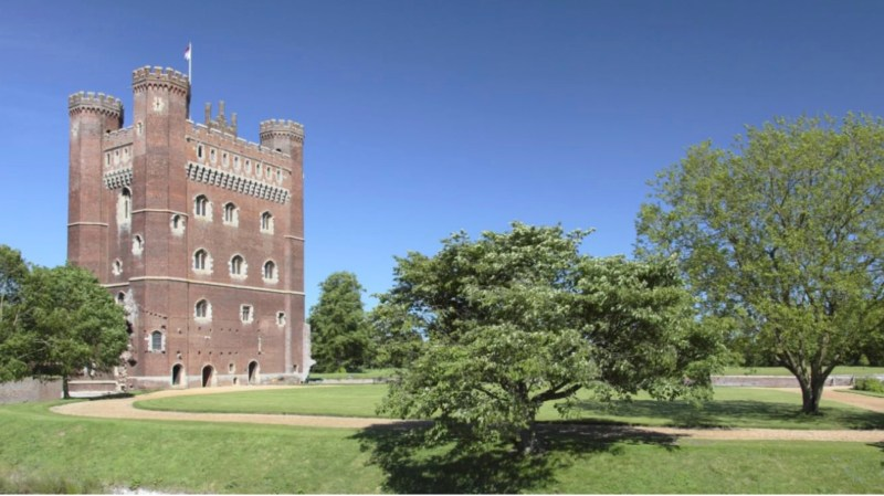 Photo: Tattershall Castle