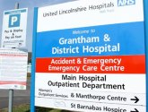 Elderly patient showered in poo after pipe breaks at Grantham Hospital